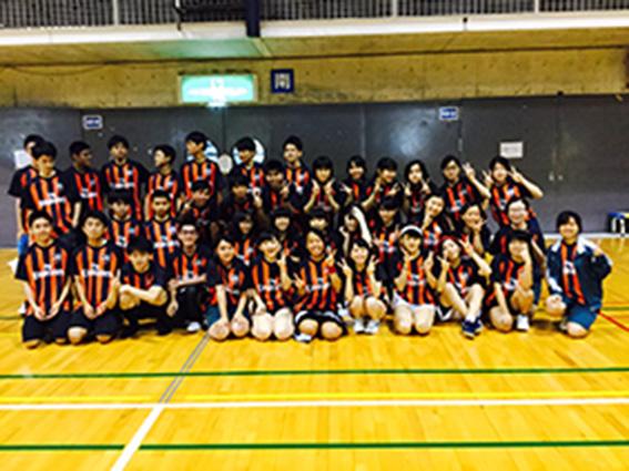 2016 昭和薬科高校2-B